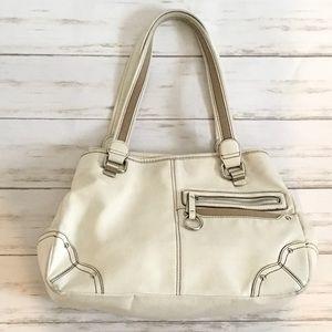Nine West shoulder bag white